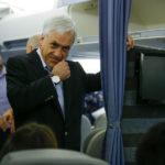 """Piñera expresó su rechazo por """"las irrespetuosas palabras"""" de Miguel Bosé a Bachelet"""