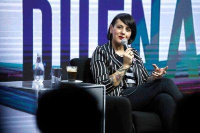 """Jani Dueñas y su estreno en la Quinta: """"A las mujeres se nos ve con otra lupa en la comedia"""""""