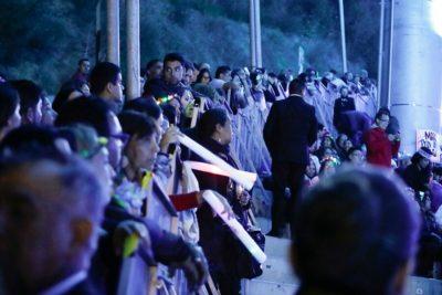 VIDEO | Caos y protestas contra Reginato en la galería de Viña 2019: asistentes denuncian sobreventa de boletos
