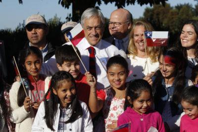 Piñera presentó plan de desarrollo para Ñuble por US$5.201 millones en 8 años