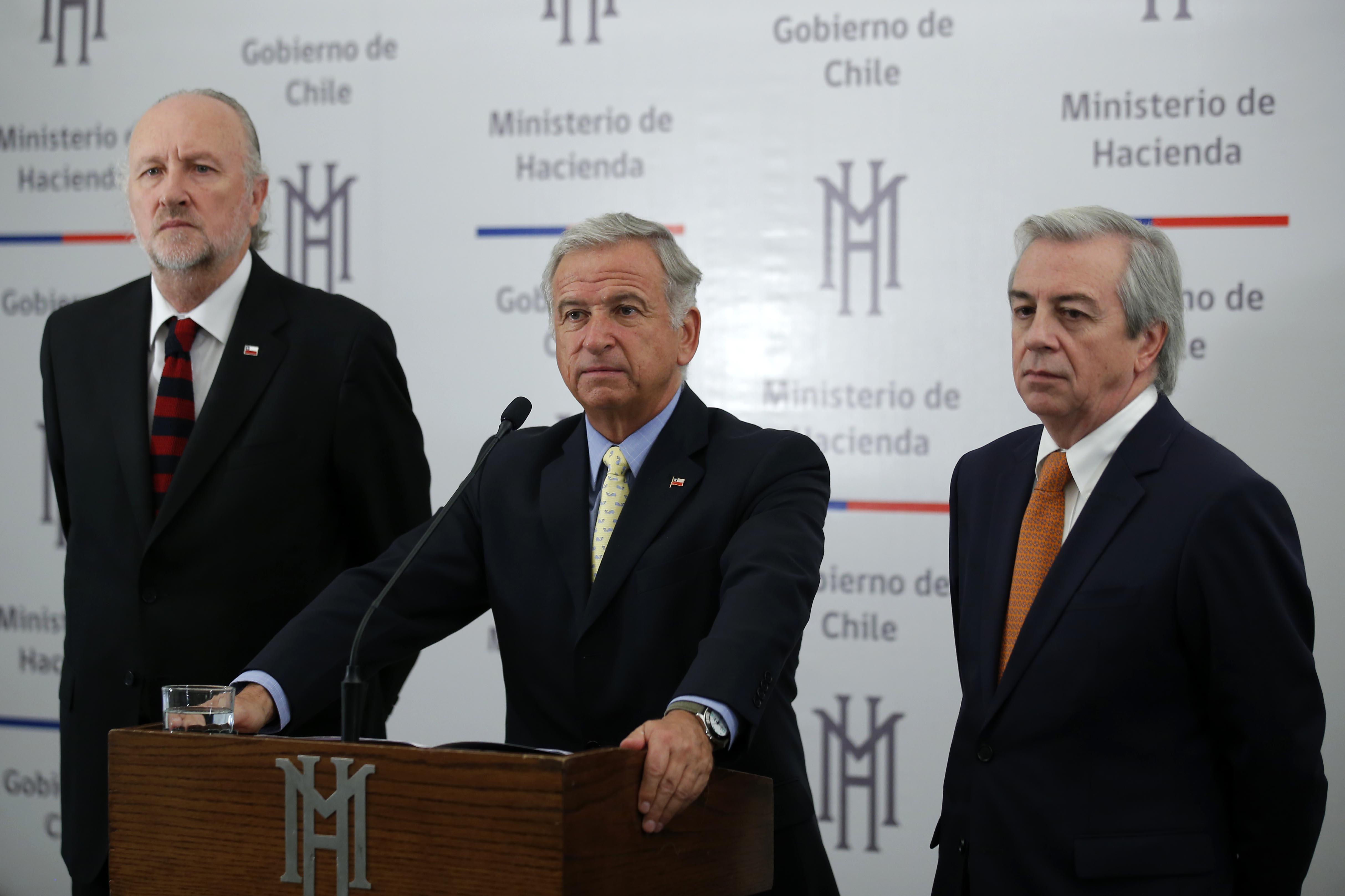 """""""Gobierno completa capitalización y transfiere US$ 400 millones a Codelco"""""""