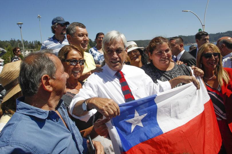 Presidente Piñera invitó a Juan Guaidó a Chile