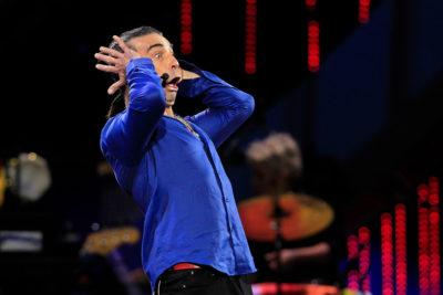 VIDEO | Jorge Alís explica tras bajarse del escenario por qué decidió burlarse de Patricia Maldonado en su rutina en Viña 2019