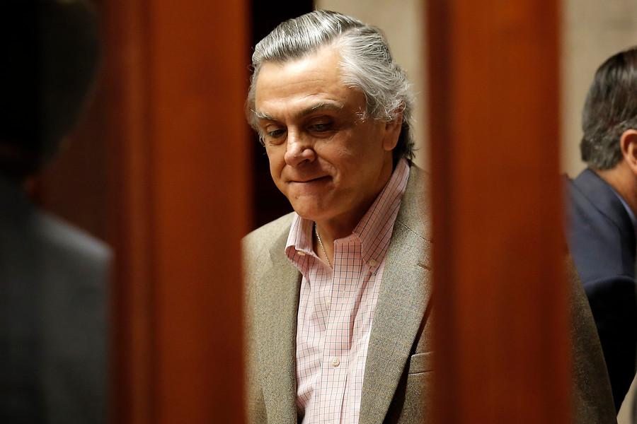 Justicia cancela personalidad jurídica de fundación de Pablo Longueira