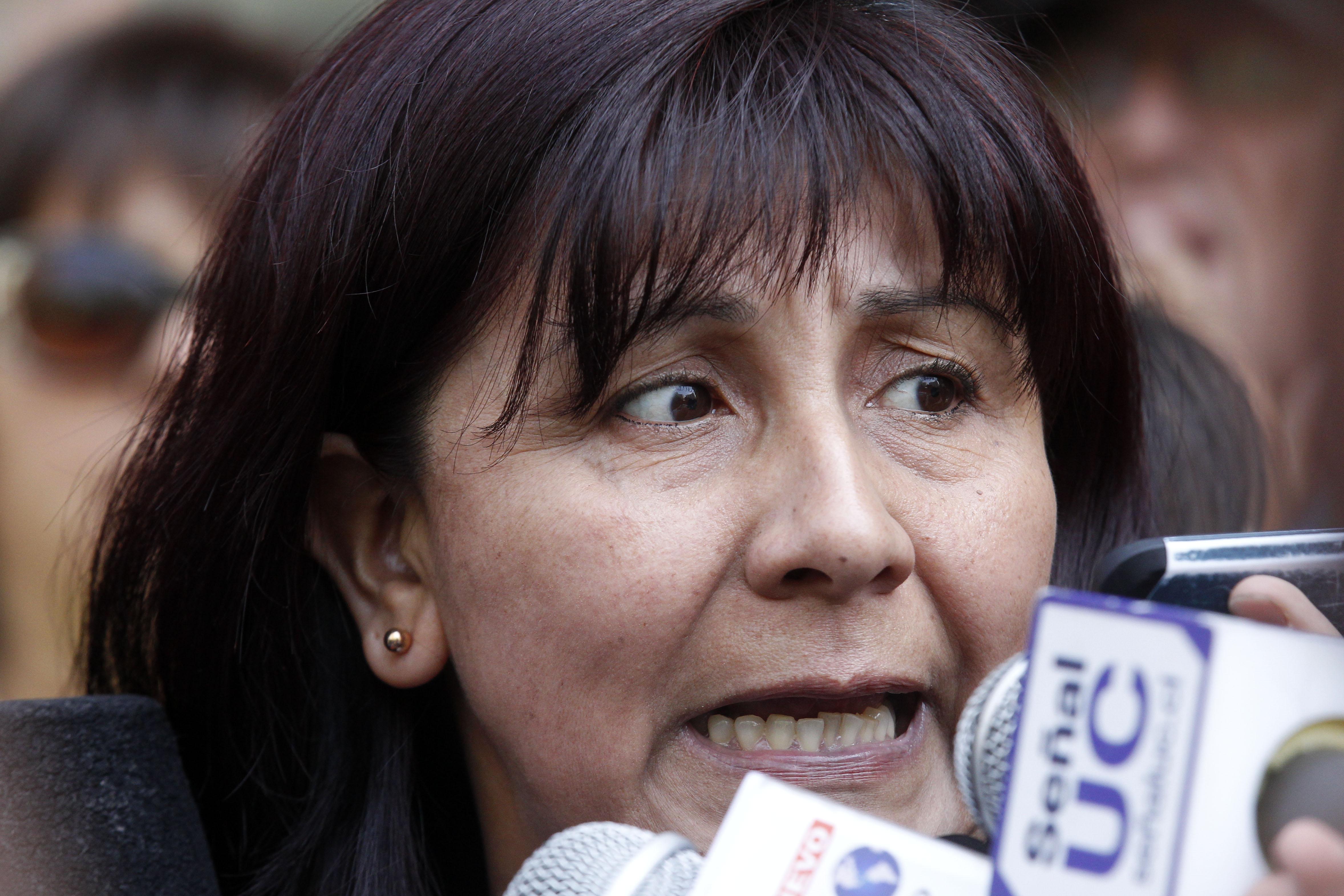 VIDEO | Roxana Miranda hace su propia parodia a la grabación del presidente de Gasco Matías Pérez Cruz