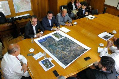 Proyecto de tren rápido Valparaíso-Santiago ingresó a tramitación en el Ministerio de Obras Públicas