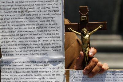Opus Dei reconoce denuncias contra sacerdote de la Pastoral UC por abuso sexual a menores