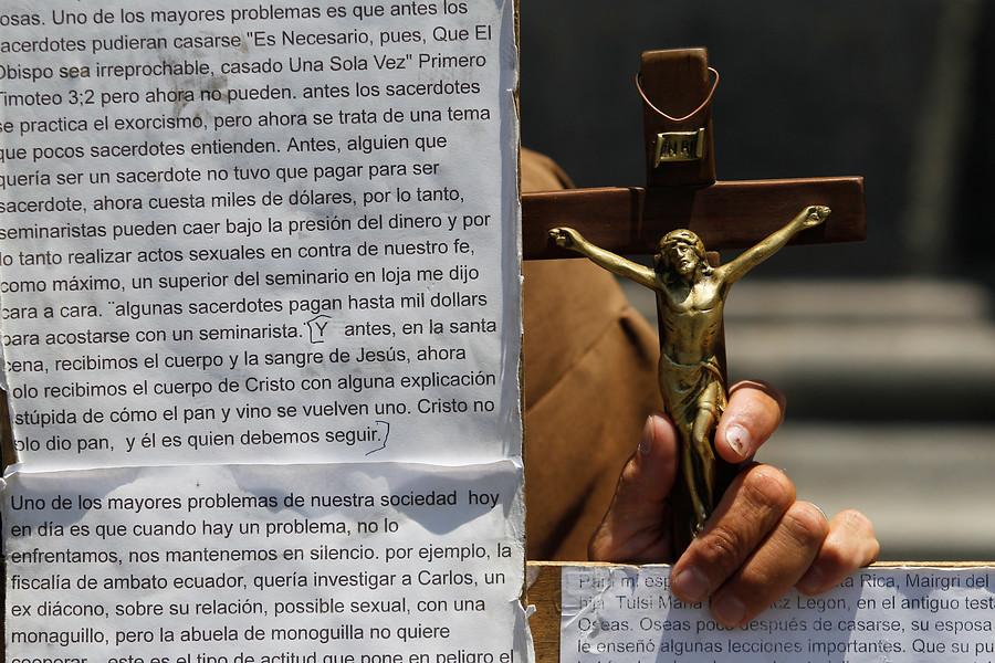 """""""Opus Dei reconoce denuncias contra sacerdote de la Pastoral UC por abuso sexual a menores"""""""