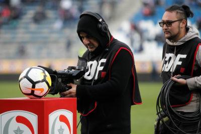 CDF anunció que transmitirá los partidos de clubes chilenos en Copa Sudamericana