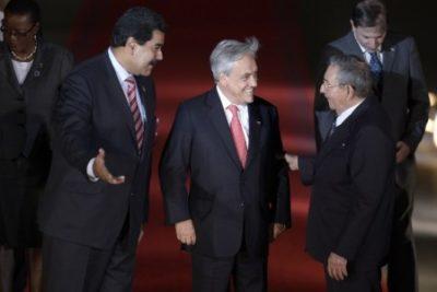 Venezuela: discordia latinoamericana