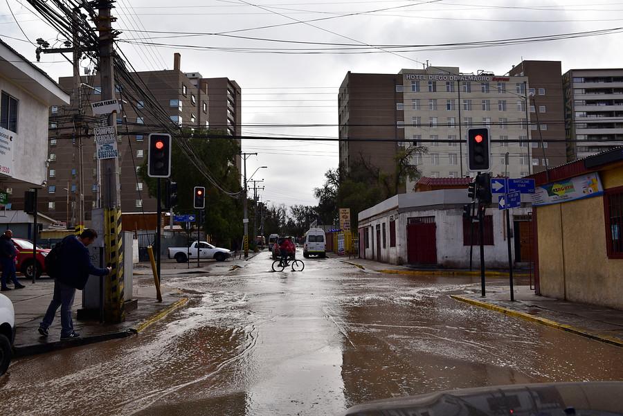 """""""Calama: anuncian reposición de agua potable tras 30 horas sin suministro"""""""