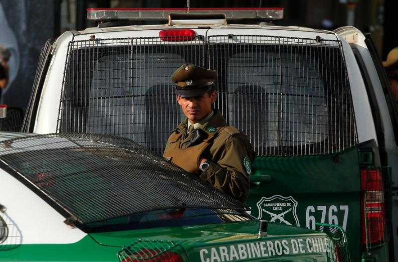 """""""Carabineros encuentra cadaver tirado en la vía pública en Los Ángeles"""""""