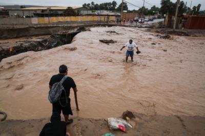 Rector de U. Arturo Prat propone eximir de aranceles a estudiantes afectados por lluvias en el norte