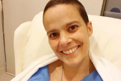 """""""Llevo 3 años en la mierda"""": Javiera Suárez revela cuánto está pesando y cuenta detalles de su lucha contra el cáncer"""