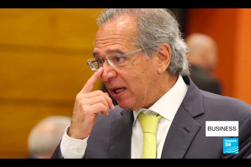 """""""Chile es ahora como Suiza"""": Ministro de Economía de Brasil se deshace en elogios a los Chicago Boys"""