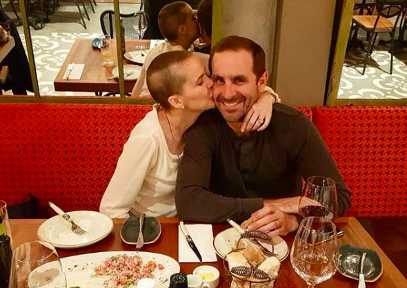 """""""No sabíamos bien cuando salía el sol, pero finalmente salió"""": el emotivo mensaje que Javiera Suárez recibió de su esposo"""