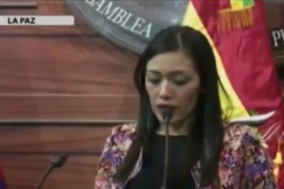 Presidenta del Senado boliviano renunció a su nacionalidad chilena