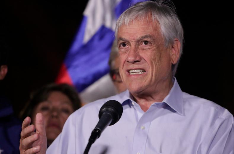 """Presidente Piñera condena ataque lesbofóbico contra Carolina Torres: """"Todos merecemos vivir en paz"""""""