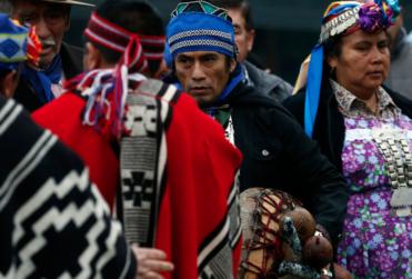 """Alcalde de Renaico: """"Ubilla criminaliza las demandas del pueblo mapuche ya que no tiene relación alguna con los incendios del sur"""""""