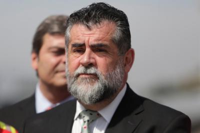 """Subsecretario Ubilla afirma que """"algunos incendios están asociados a la causa Mapuche"""""""
