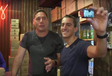 """Pancho Saavedra en Green Glass: """"Está lleno de famosillos aprovechadores"""":"""