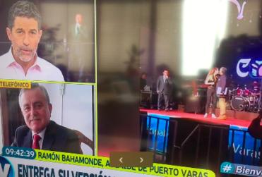 Discusión de Polo Ramírez con alcalde de Puerto Varas por Camila Gallardo (Primera parte)