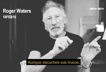 Roger Waters contra Richard Branson y el Venezuela Live Aid