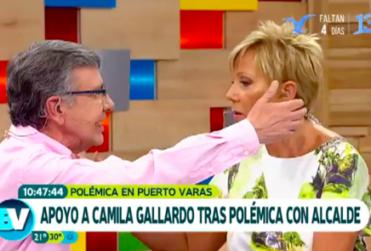 Joaquín Lavín y Raquel Argandoña recrearon acoso de alcalde a Camila Gallardo