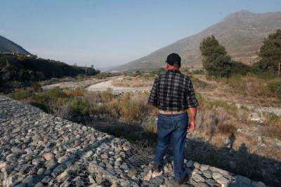 Dramático: Chile ha perdido hasta un 37% de sus recursos hídricos en 30 años