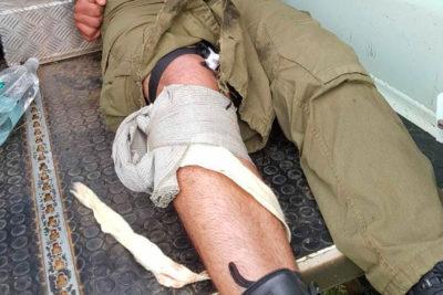 """Ex miembro de FF.EE. herido por otro carabinero: """"Me obligaron a inculpar a comunidad mapuche de Tirúa"""""""