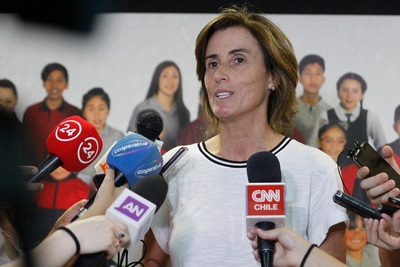 """""""Lo que la ministra dijo es falso"""": Fernando Atria desmenuza tuit de Marcela Cubillos sobre Admisión Escolar"""