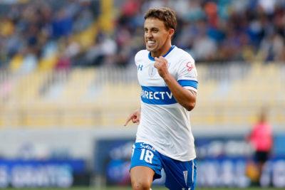 Diego Buonanotte ya tendría todo listo para sellar su renovación con la Universidad Católica hasta 2020