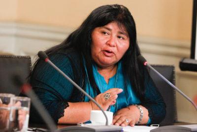 """Diputada Nuyado por dichos de Ubilla: """"Estigmatiza al pueblo mapuche"""""""
