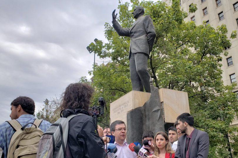 """DC y cuestionamientos al fallo de Madrid en Caso Frei: """"Existe una campaña orquestada para desacreditarlo"""""""