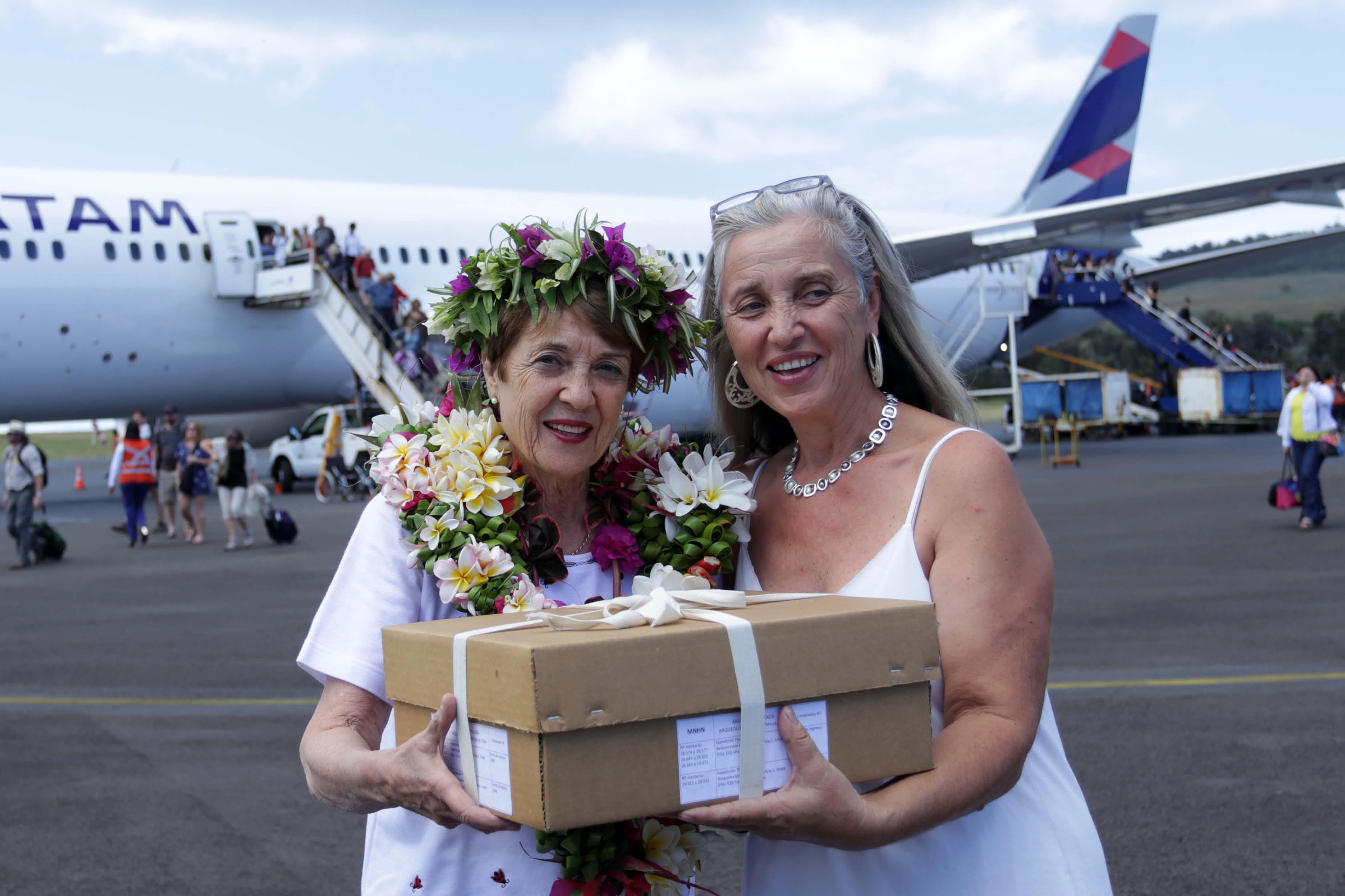 """""""Moai del Museo de Historia Natural volverá a Rapa Nui luego de 98 años"""""""