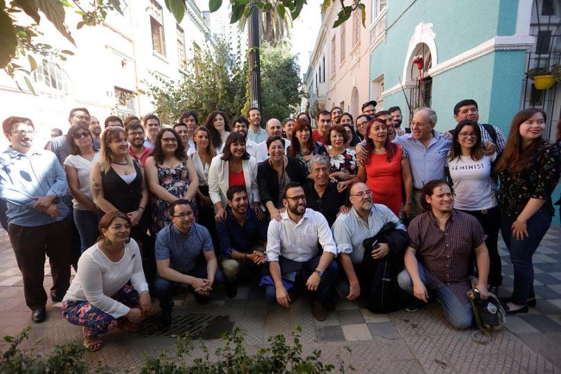Las aventuras del Frente Amplio: disuelven grupo de Política Internacional y sus miembros se enteran por la prensa