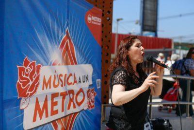 """Iniciará proceso de selección para los artistas que quieran tocar en """"Música a un Metro"""" en Línea 3"""