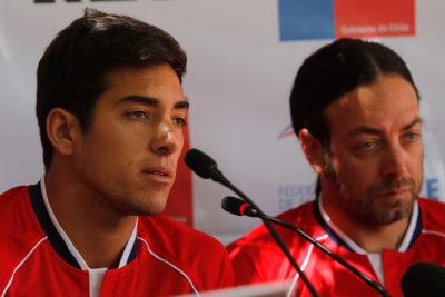 """Garin avisa en Copa Davis: """"Argentina y Alemania son fuertes, pero podemos jugarles de igual a igual"""""""