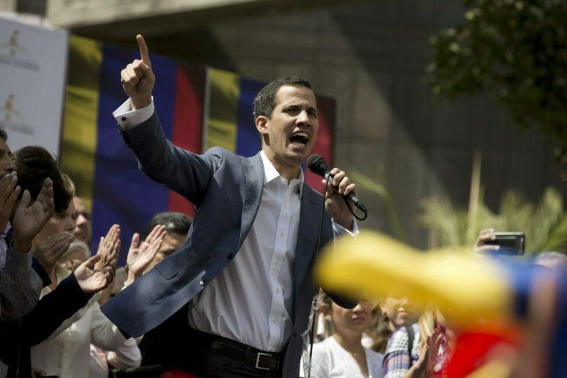"""Juan Guaidó destaca viaje de Sebastián Piñera a entregar ayuda humanitaria"""