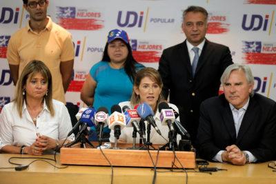"""Representante de Guaidó en Chile sobre Maduro: """"El dictador está cada día más gordo y la población cada día más flaca"""""""