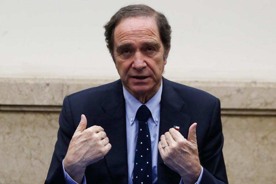 """""""Hernán Larraín por Palma Salamanca:"""