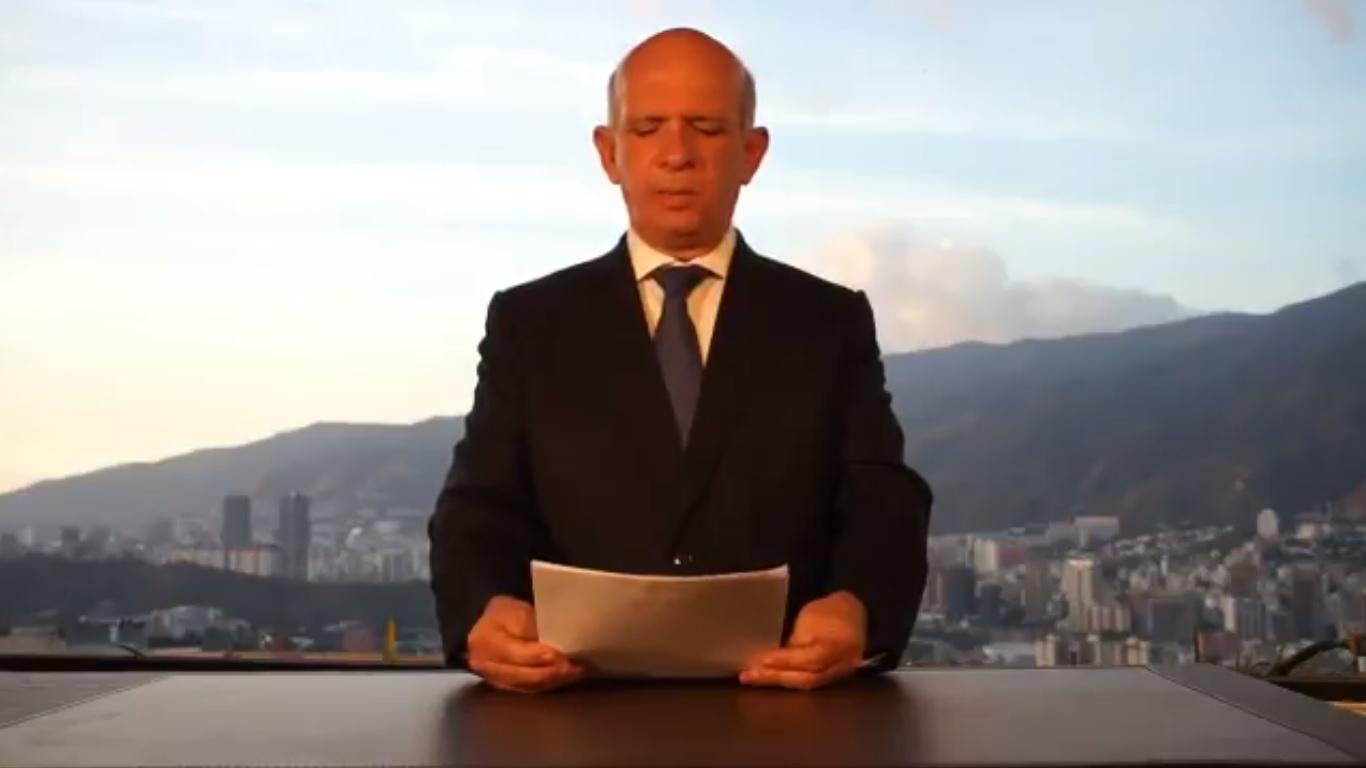 """""""General ex jefe de inteligencia de Hugo Chávez reconoce a Guaidó como Presidente de Venezuela"""""""