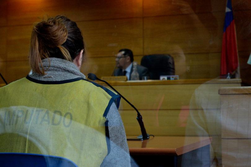 Decretan prisión preventiva para mujer que mató a su hija en Puente Alto