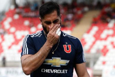 """Johnny Herrera: """"Estaba desgastado. Yo tenía un acuerdo para salir ahora de la U"""""""