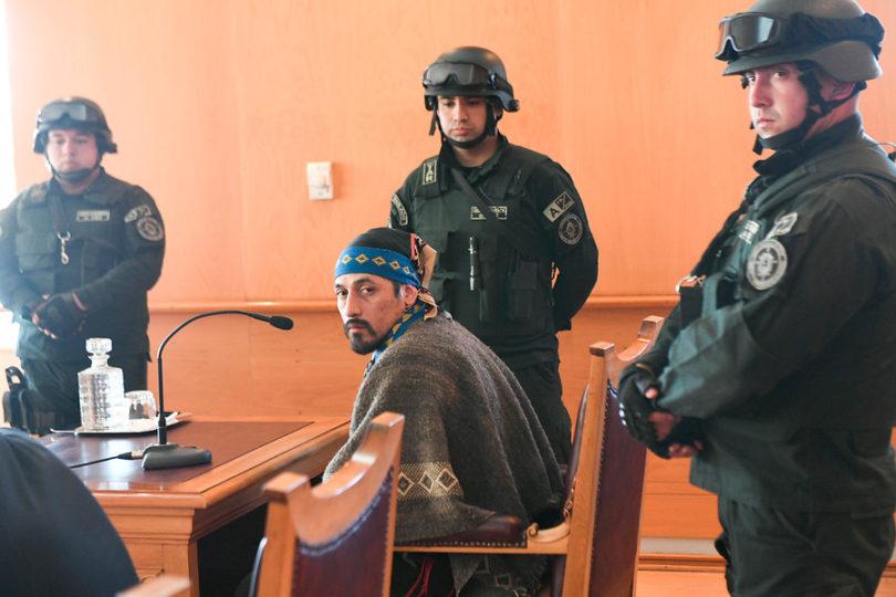 Corte de Temuco acoge recurso para que Huala Jones hable con su abogada