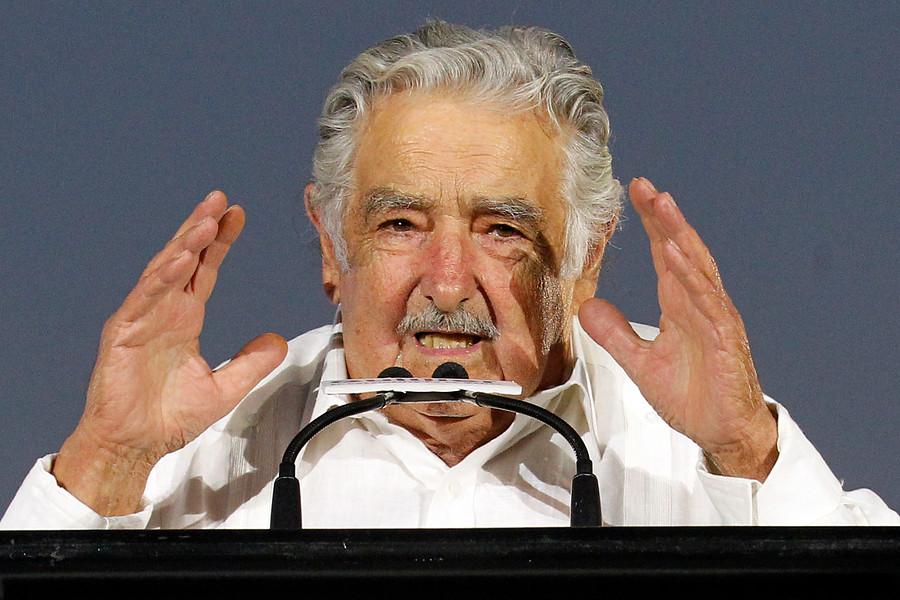 """José Mujica por crisis en Venezuela: """"Que las Naciones Unidas sirvan alguna vez para algo"""""""