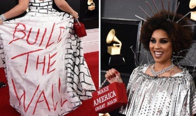 FOTOS | Polémica alfombra roja: los cantantes que expresaron su apoyo a Trump durante los Grammy 2019
