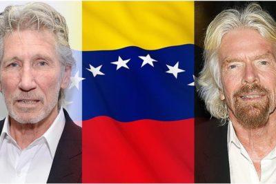 """Organizador de Venezuela Live Aid responde a Roger Waters: """"No sabe de lo que habla"""""""