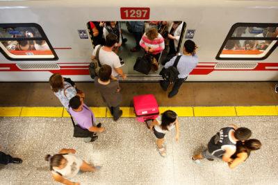 Flujo de pasajeros del Metro aumentó durante el último trimestre de 2018