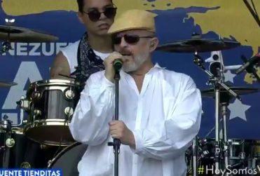 """El duro emplazamiento de Miguel Bosé a Bachelet: """"Mueve tus nalgas y ven aquí"""""""